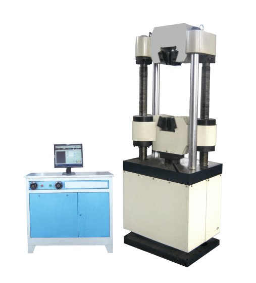 pc hydraulic universal test equipment