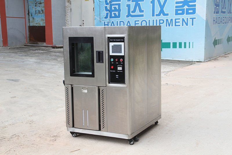 Temperature Humidity Chamber With PLC Controller