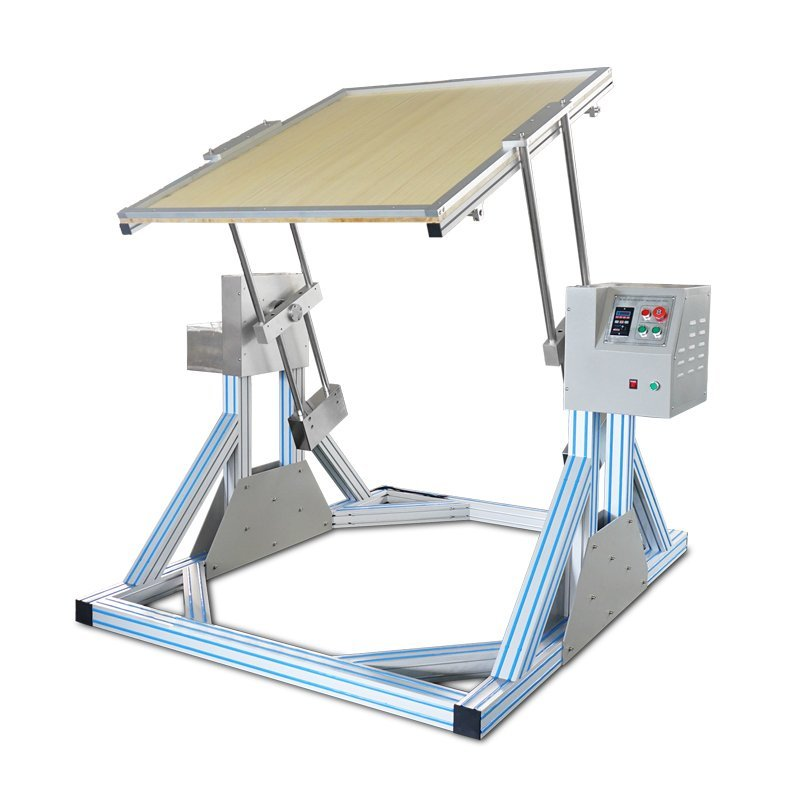 100 Degree Rotary Table Strollers Tester