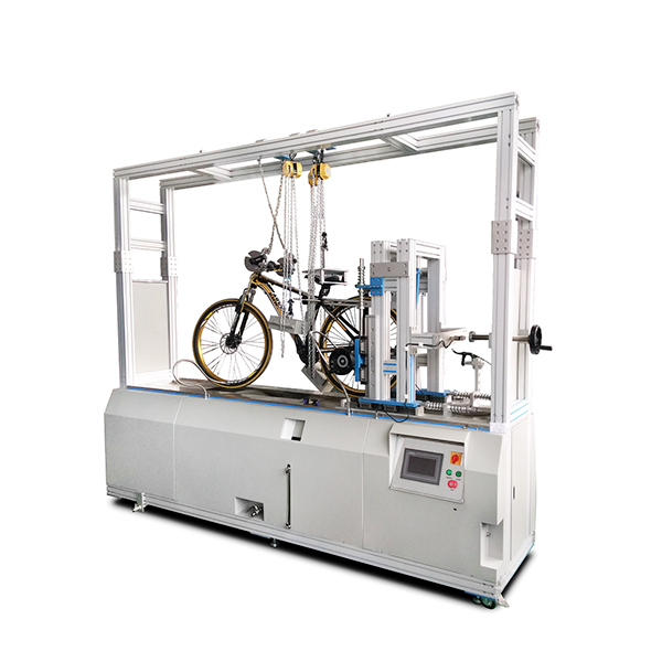 EN14764 Bike dynamic road testing machine