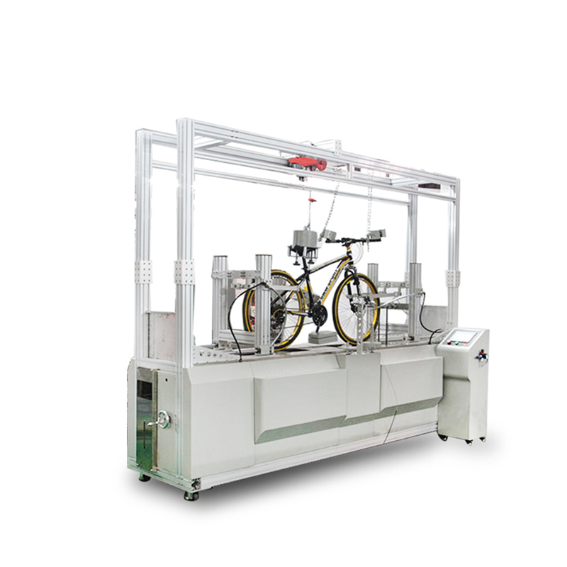 EN14764 Bicycle dynamic road testing machine