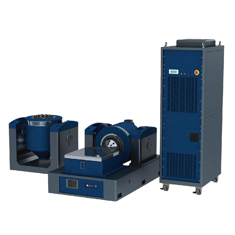 Vibration System with Temperature Humidity Test Chamber