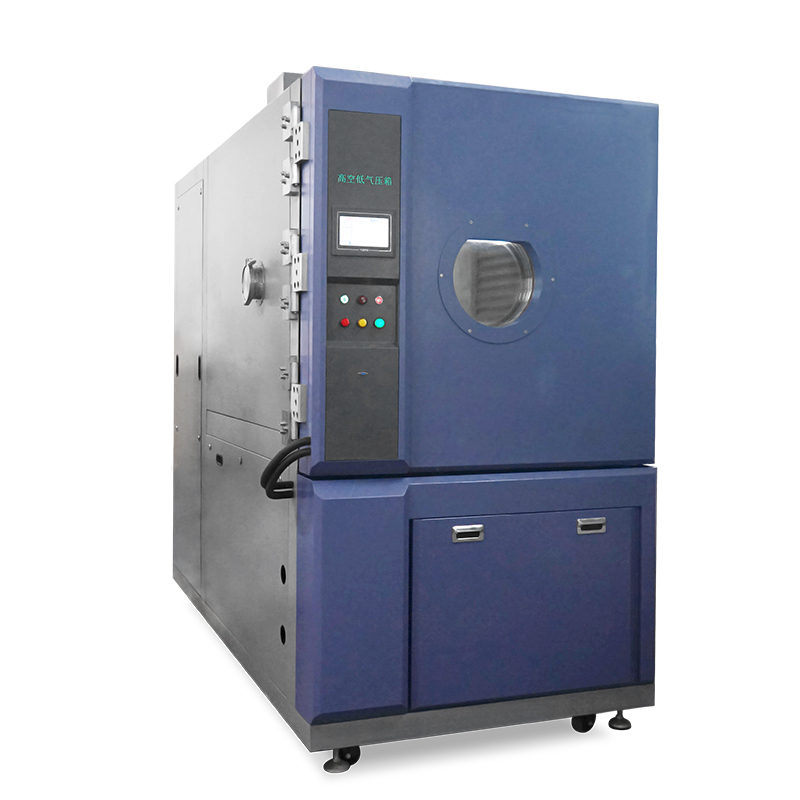 Low Air Atmospheric Pressure Hypobaric Altitude Test Chambers