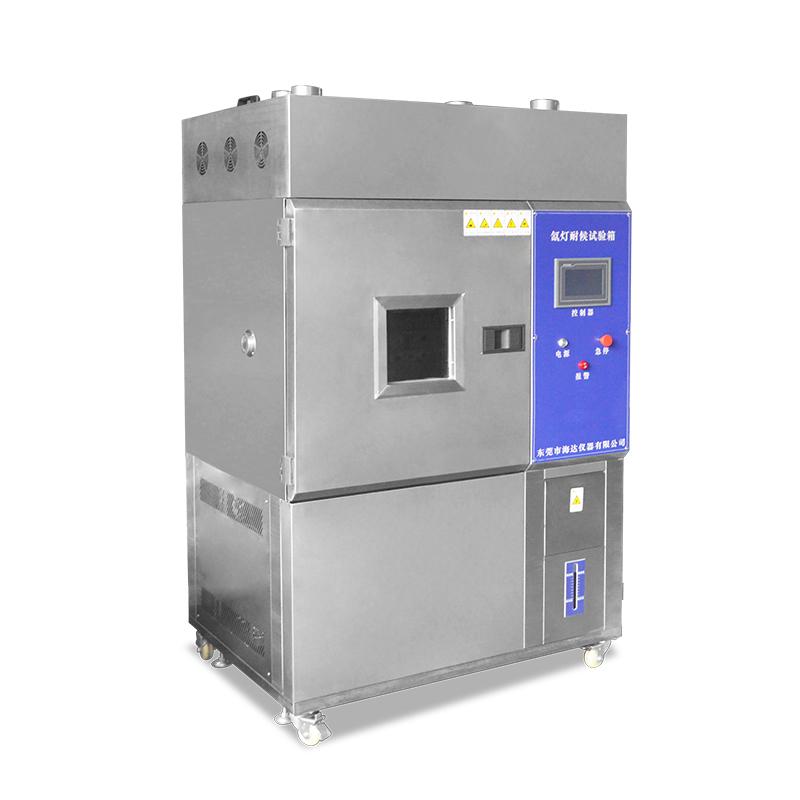 Xenon test machine