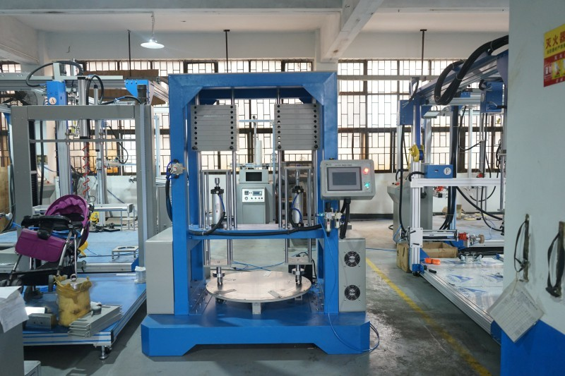 Chair Seating Cyclic Impact Tester