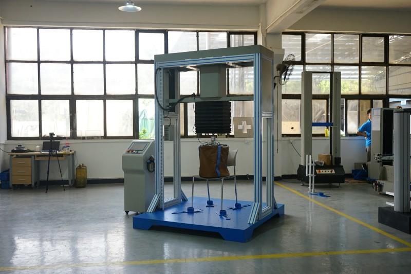 BIFMA X5.1-2002 Chair Drop Impact Test Machine
