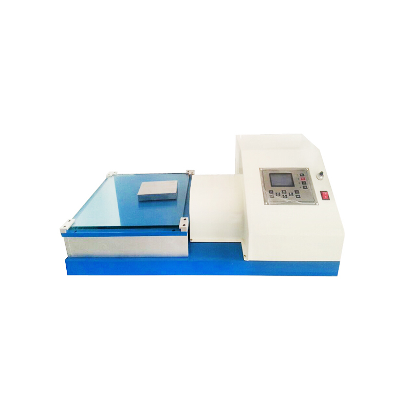 SOLE ANTI SLIP TEST MACHINE