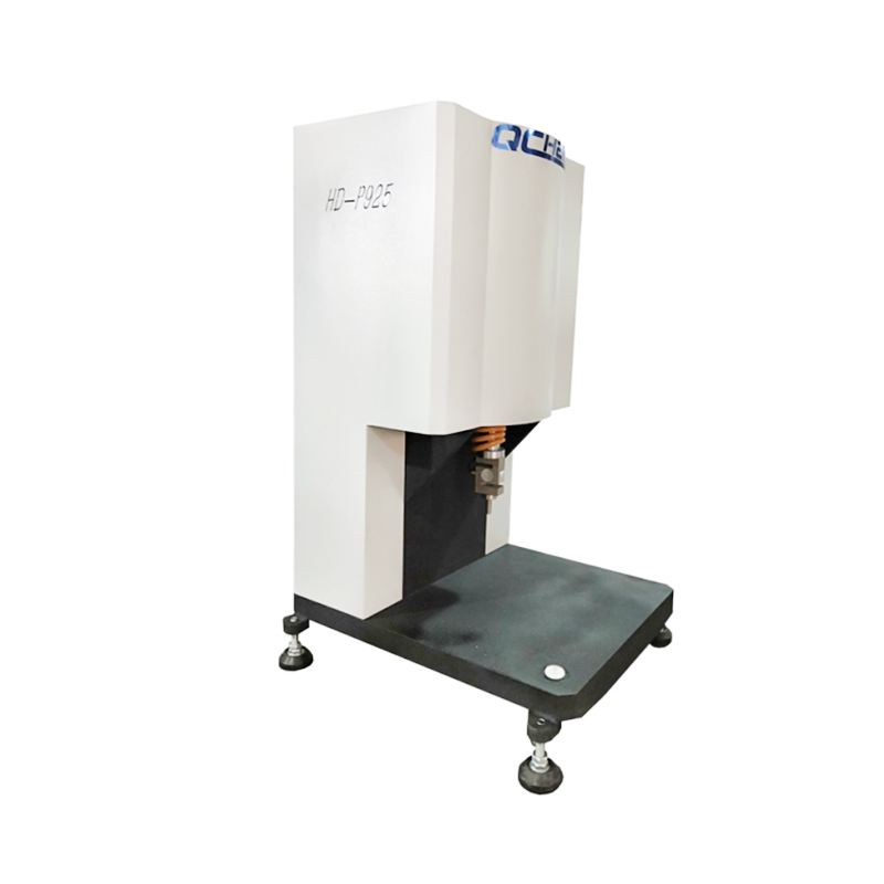 Energy Absorption of Seat Region Tester