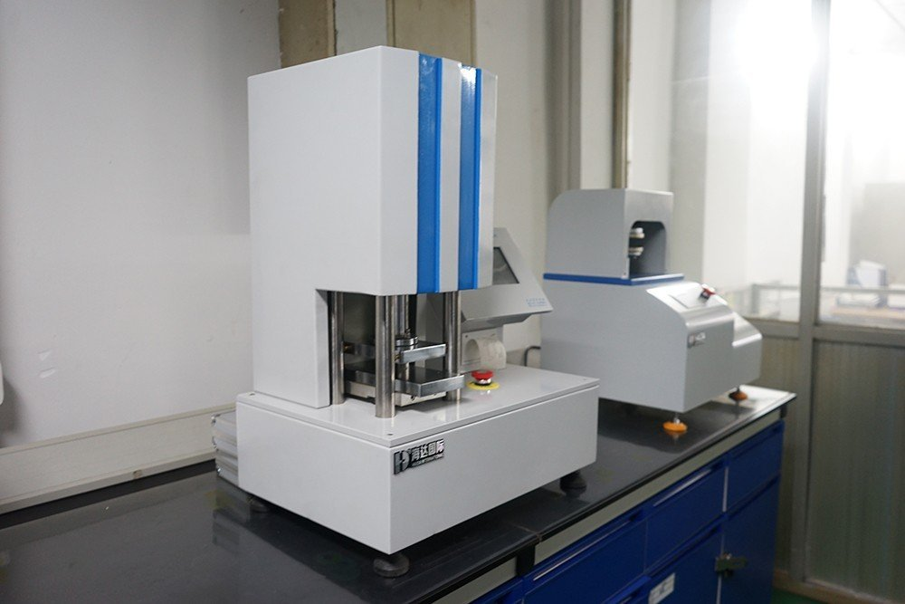 Ring Crush tester and Edge Compressive Tester