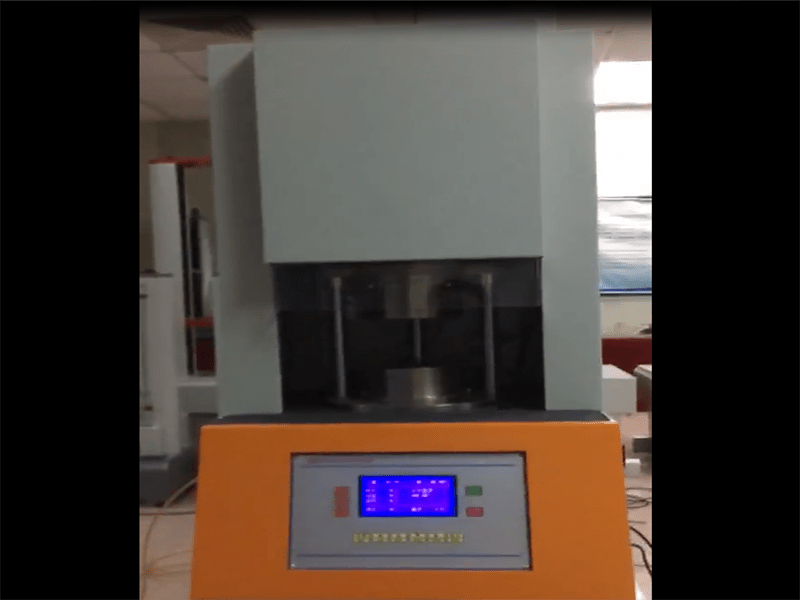 mooney viscometer operation testing