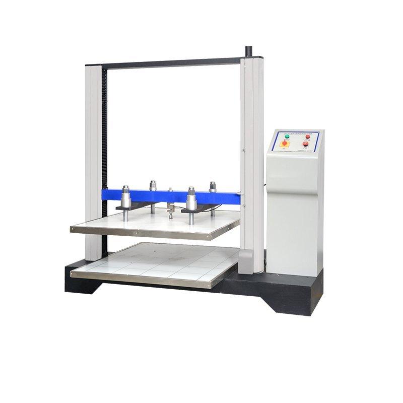 Microcomputer type carton compressive tester HD-A502S-1500