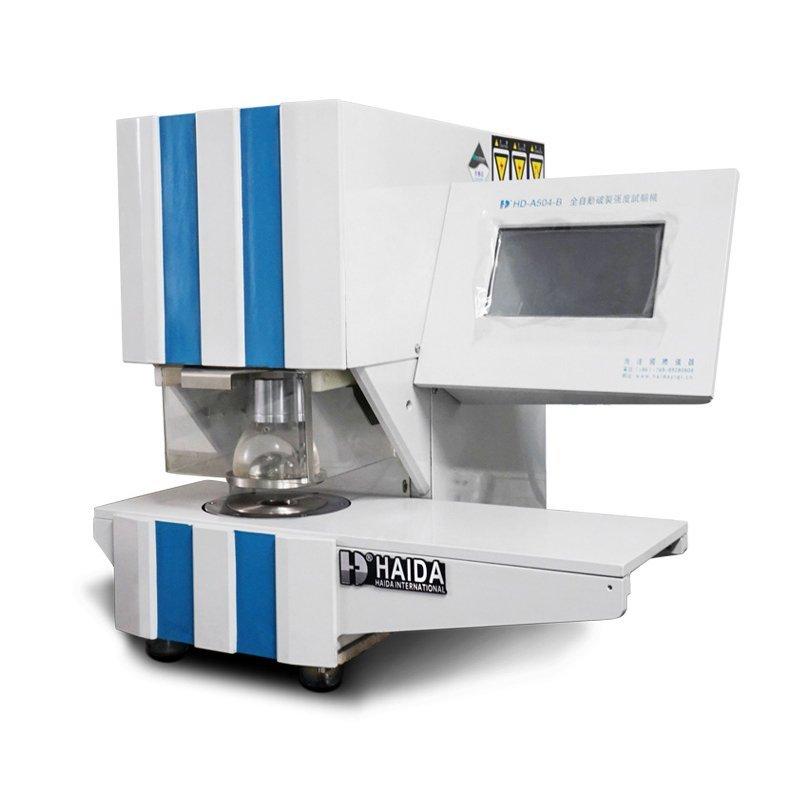 Cardboard Bursting Strength Testing Instrument HD-A504-ab