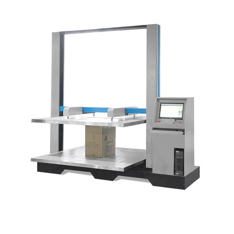 Paper Box Compression Testing Equipments HD-A502S-2000