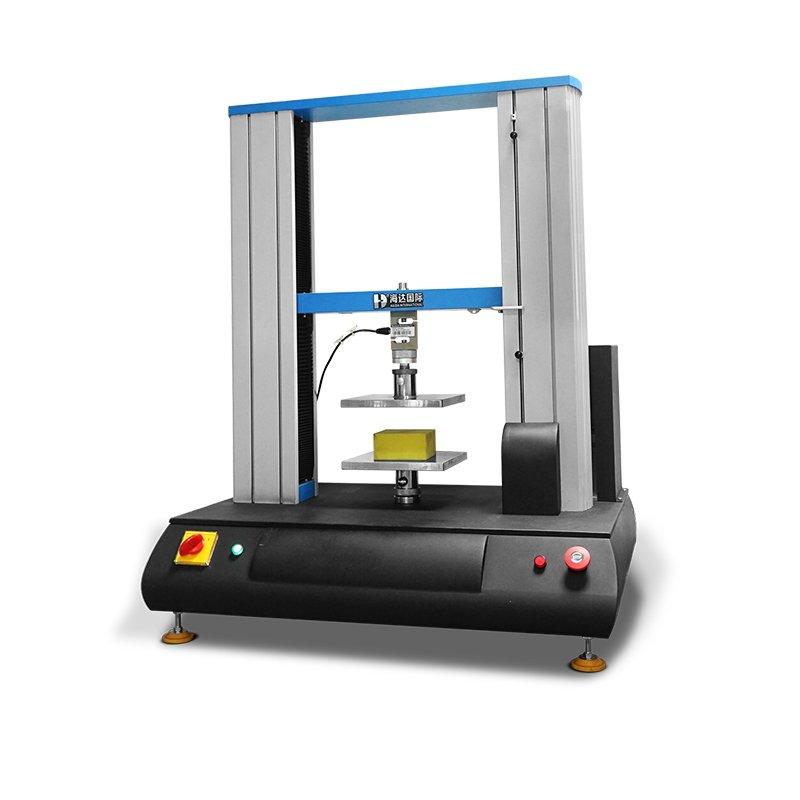 Computer Control Foams Hardness Test Machine