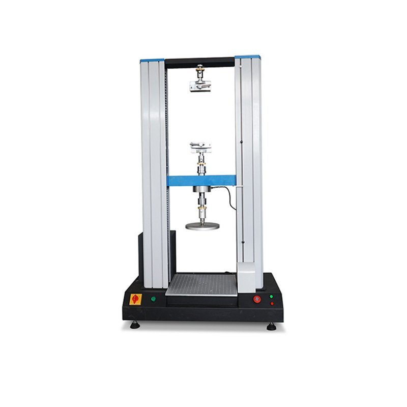 Spongy indentation hardness testing machine