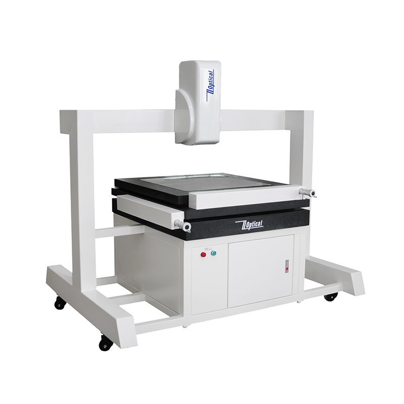 Large Video Optical Measuring Machine