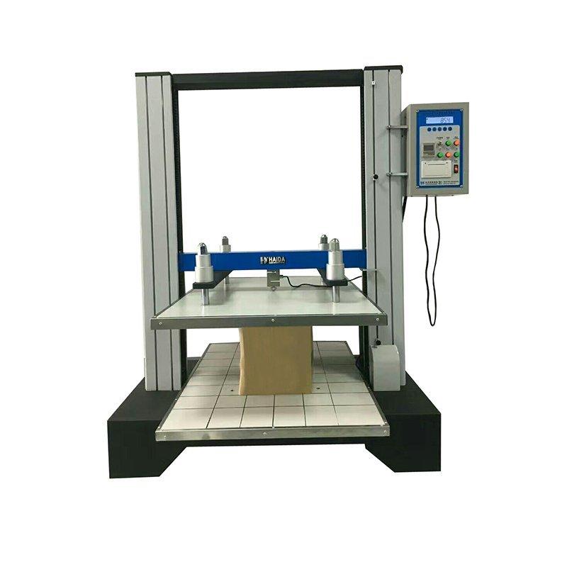 PC Carton Compression Testing Instrument