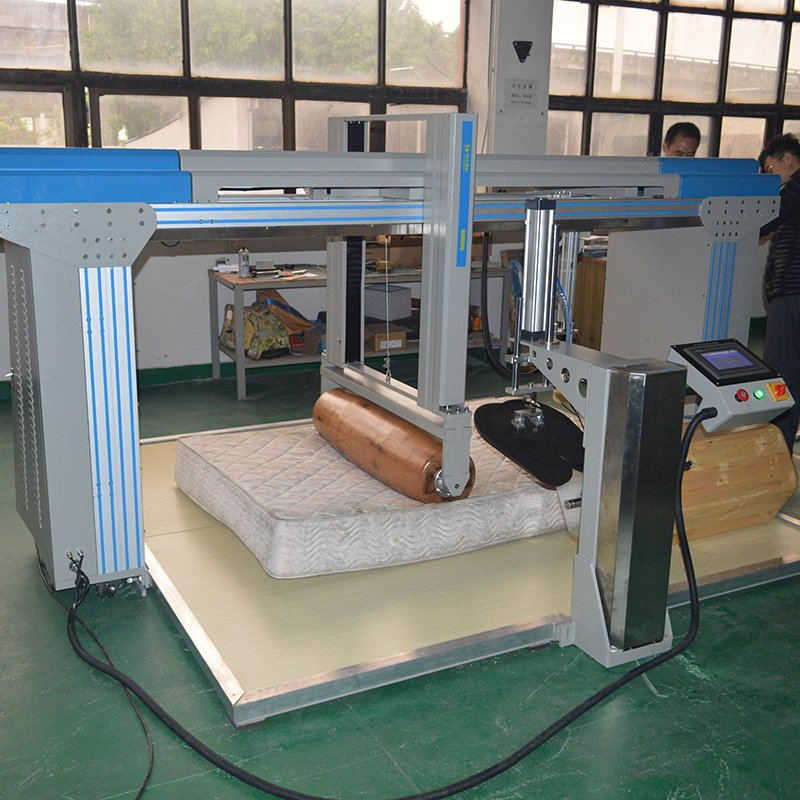 Mattress Rolling Test Machine Multi-Function