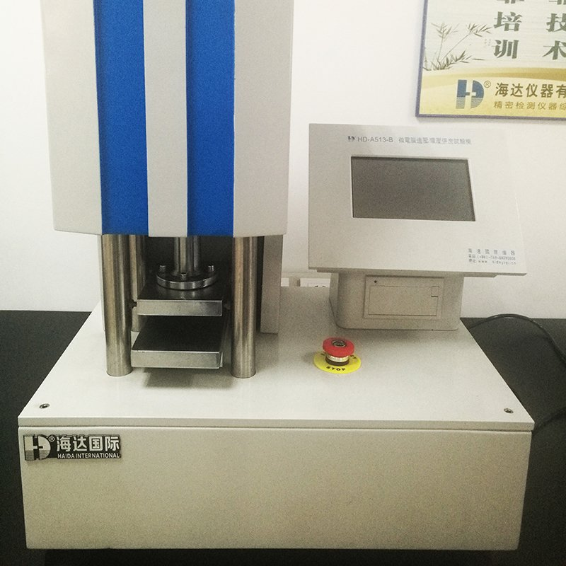 Crushing Strength Testing Machine For Paper Products