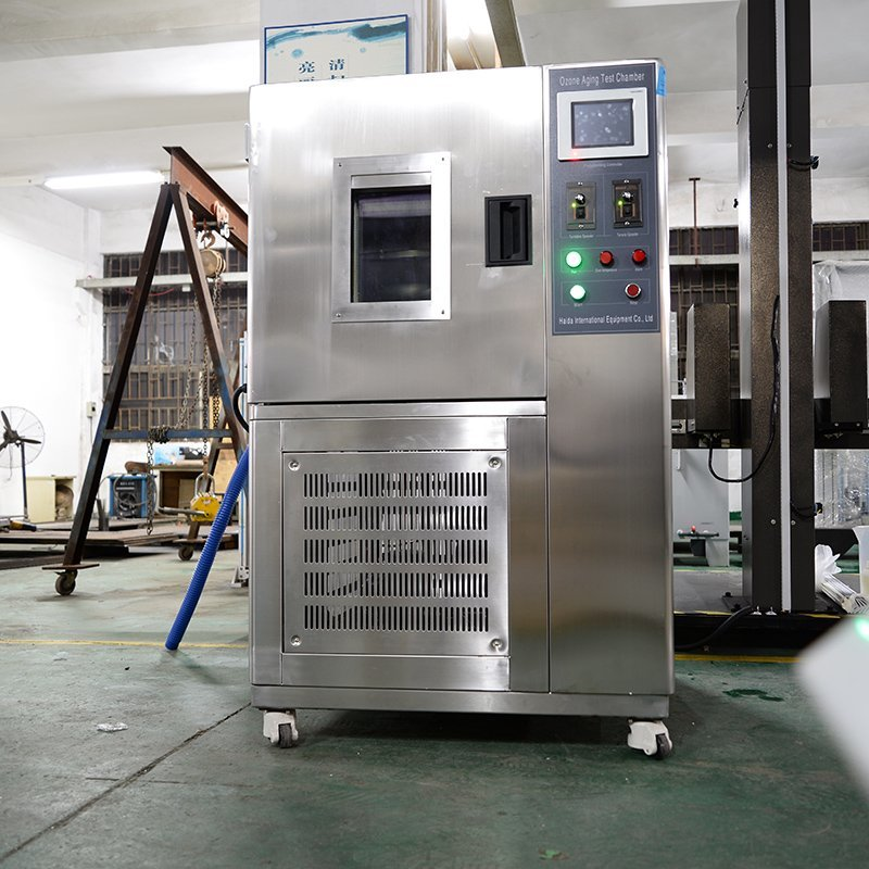 Rubber Plastic Ozone Aging Test Chamber