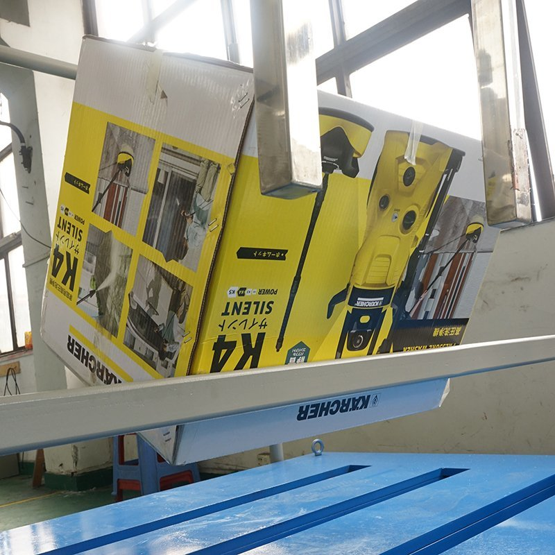 Drop Testing Machine for package box  HD-A520-3