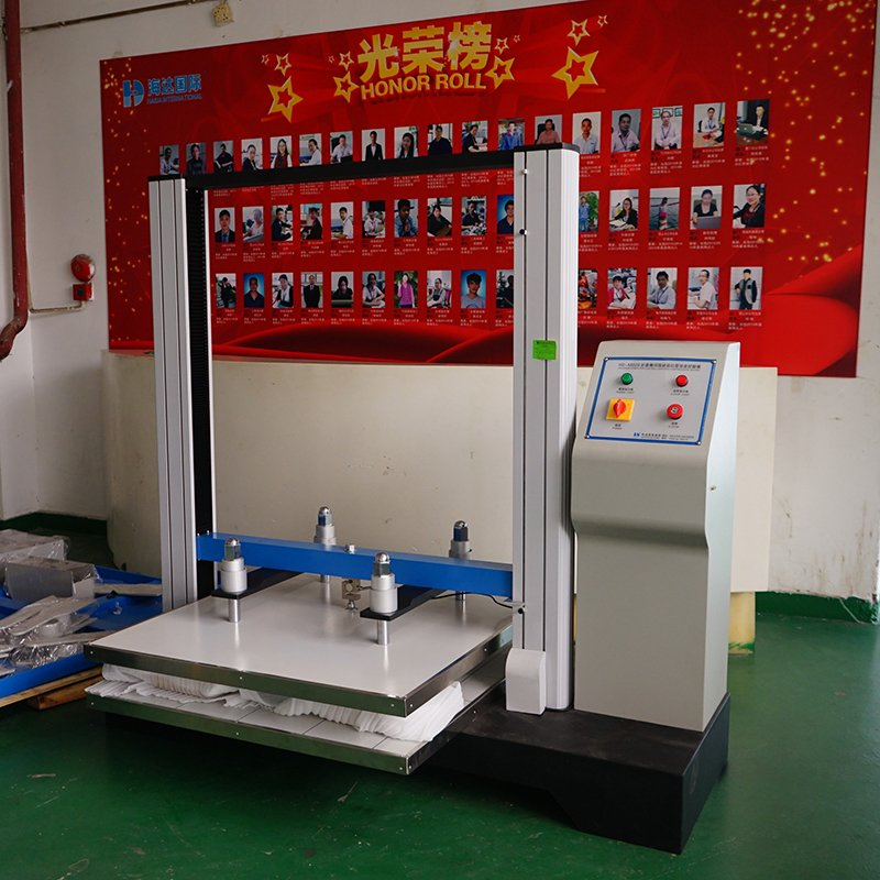 Corrugated Box Compression Tester HD-A502S-1200