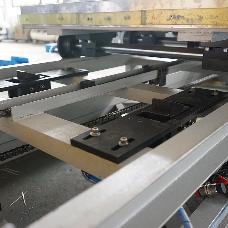 Impact strength of packaging test machines