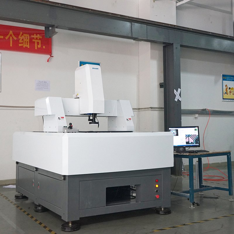 Large Video Optical Measuring Machines