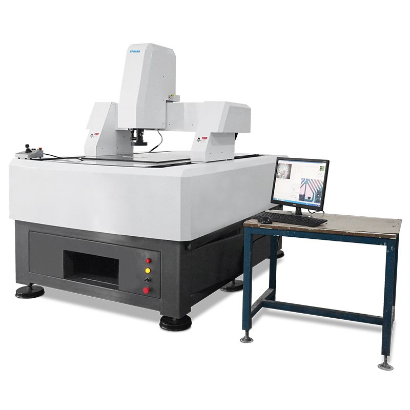 Large Video Optical Measuring Machine