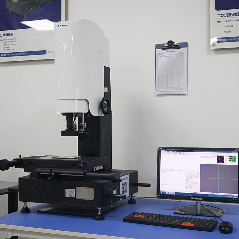 High Speed 3 Axis Cnc Driven Motor Video Measuring Machine