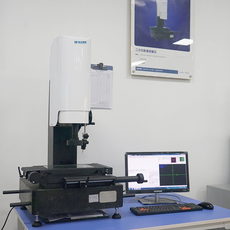 Optical Measuring Machines