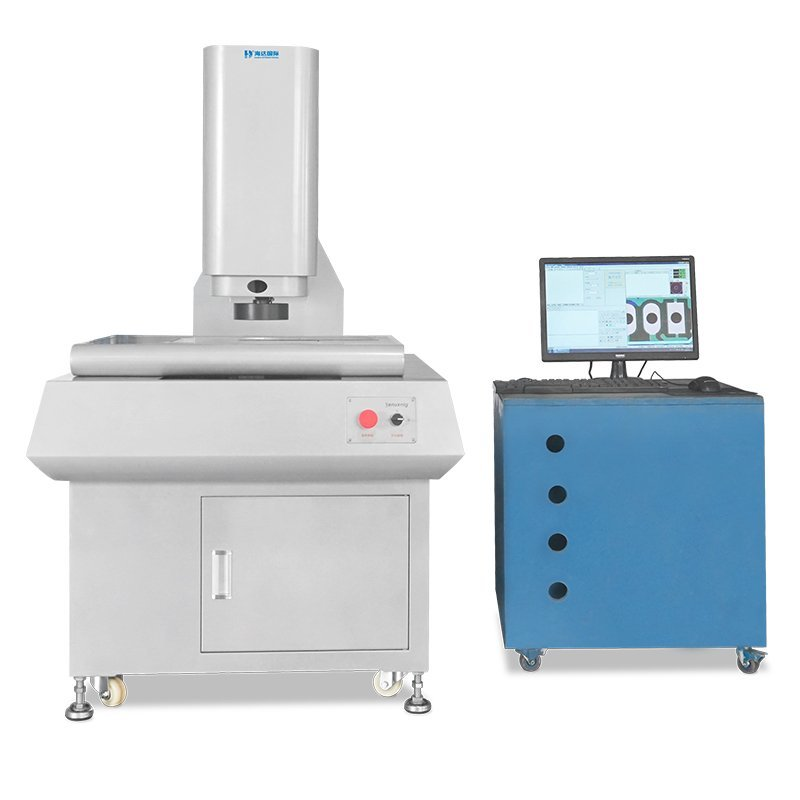 3D CNC Video Optical Measuring Machine