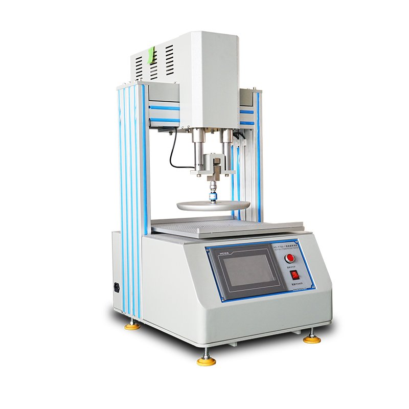 Foam Compression Hardness Test Machine