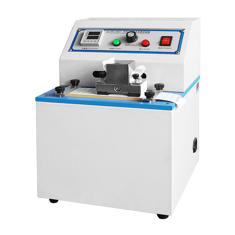 ink discoloration tester