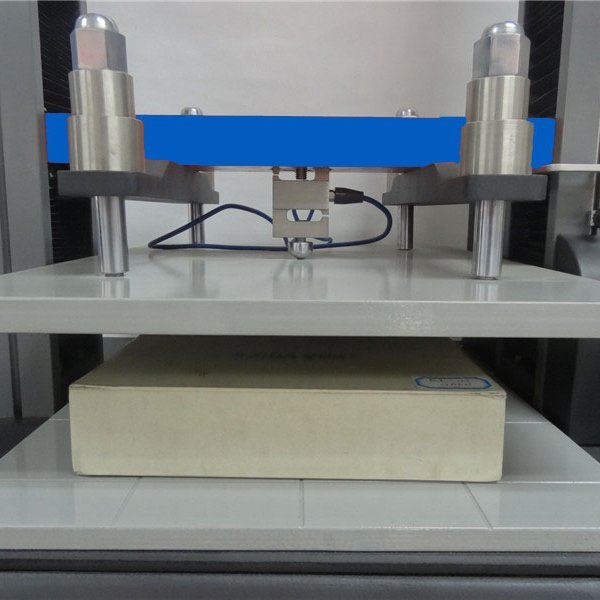 Paper Packages Compression Tester