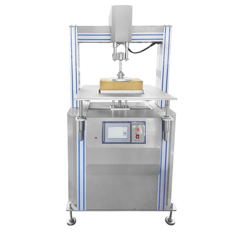 Sponge indentation hardness testing machine