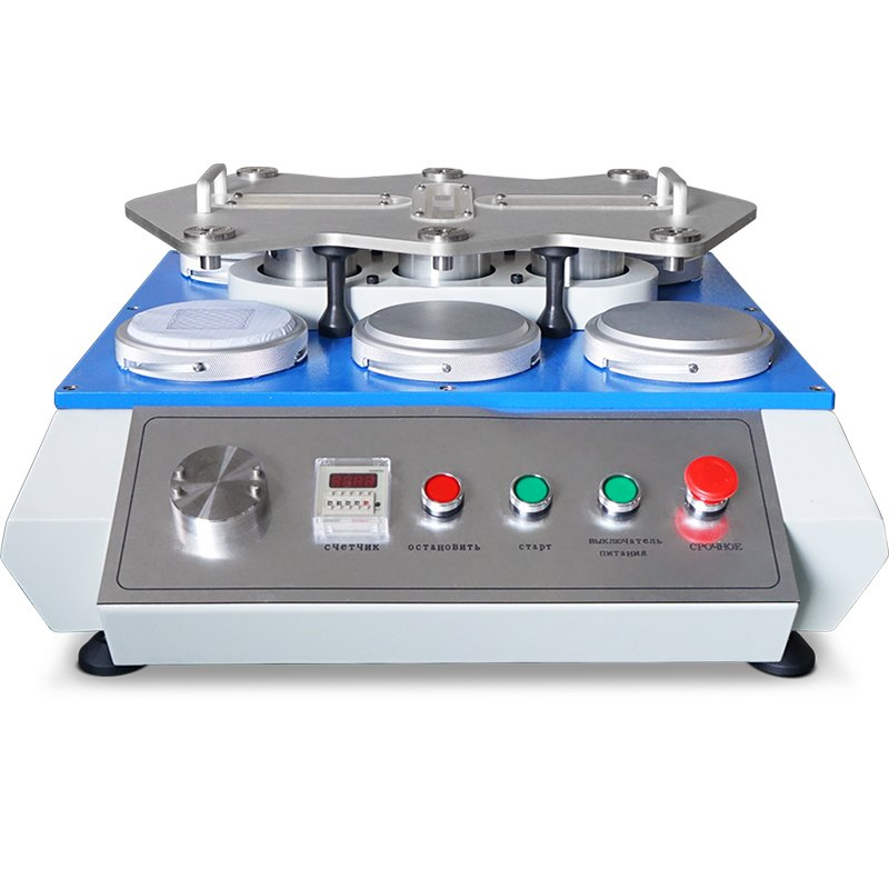 Martindale Abrasion tester with 4 stations