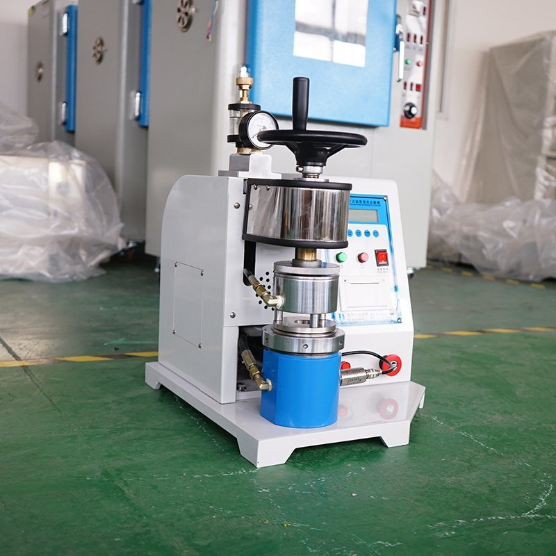 Corrugated Paper Bursting Strength Machine