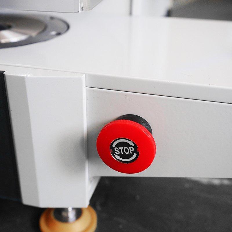 Automatic bursting strength tester
