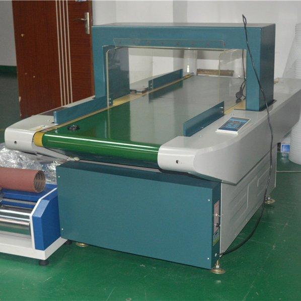 Textile Needle Detector