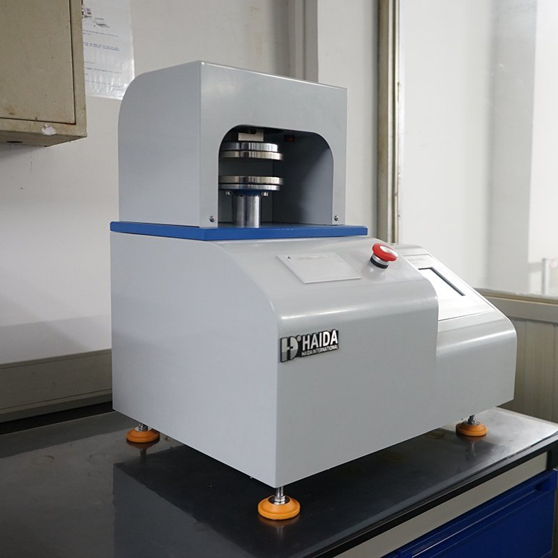 Paper ring crush testing machines