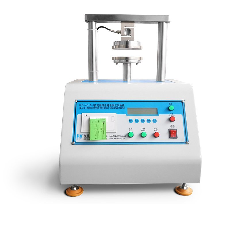 Ring Crush & Edge Crush Tester Series