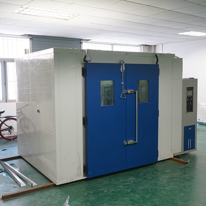 walk in environmental test chamber
