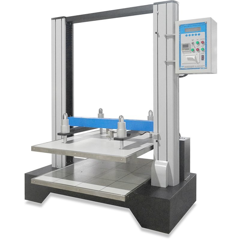 packages compression test machine