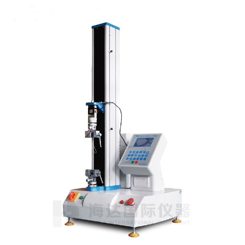 tensile test machines operate