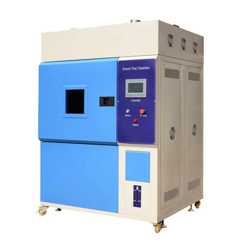 Xenon aging testing chamber
