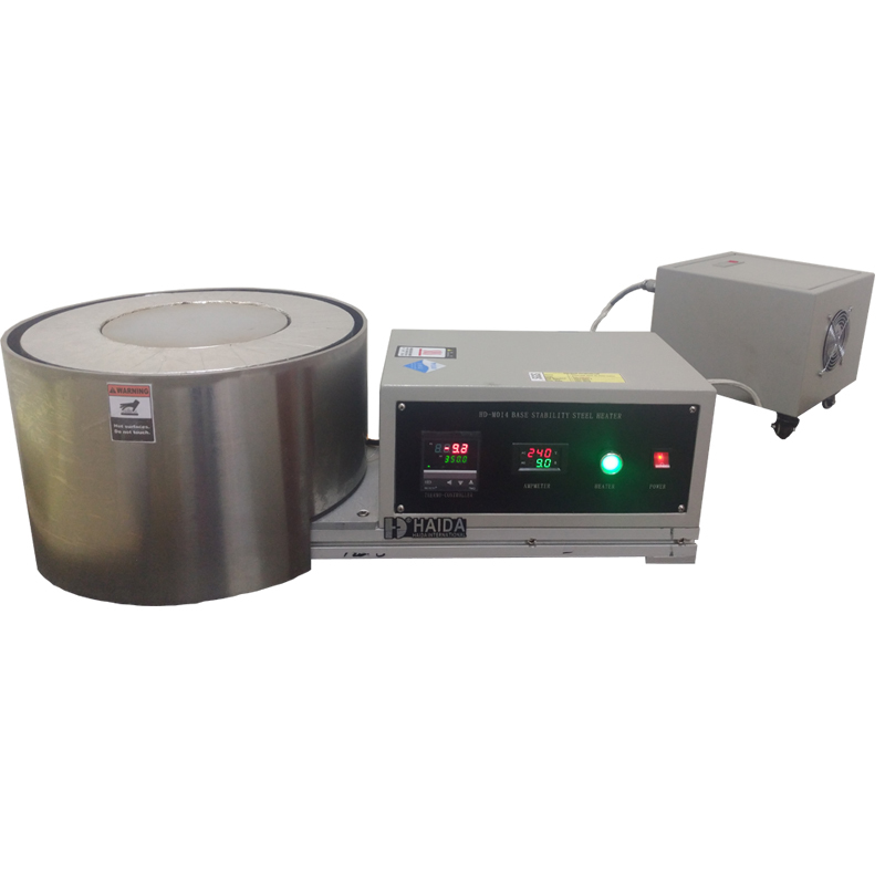 Aluminum Block with heater & thermo controller