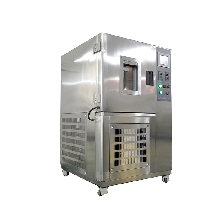 Ozone Aging Test Chamber Operation