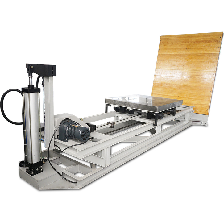 Incline Impact Tester for Package testing