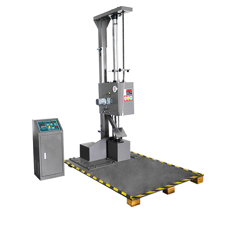 Single-Wing Drop Fall Testing Machine